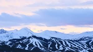 Colorado travel times images Breckenridge colorado american sunset dusk rockies snow winter jpg