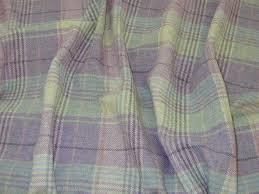 Curtain Upholstery Fabrics Heather Wool Tartan Tweed Check Curtain Fabric Ruffled What Is