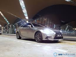 lexus is250 f sport for sale malaysia review 2013 lexus is 250 f sport wemotor com