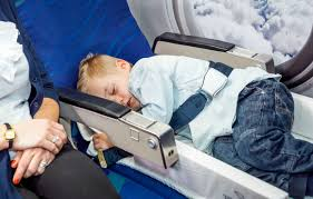 carry on bag turns airplane seats into beds for kids simplemost