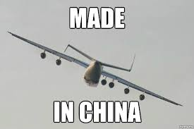 Made In China Meme - made in china the functional airplane know your meme