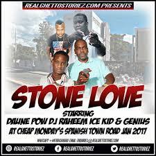 stone love at cheap monday u0027s jan 2017