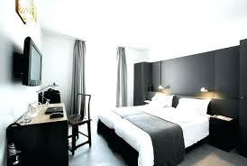 mobilier chambre hotel chambre d hotel design deco chambre d hotel chambre blanche deco
