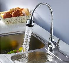 single kitchen sink faucet spout kitchen faucet mixer single lever kitchen sink