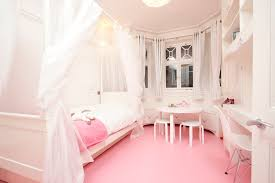 Little Girls Bedroom Curtains Teenage Bedroom With Bathroom Kids Traditional With Pink