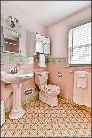 pink bathrooms old pink tile bathroom decorating tsc
