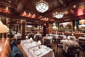 Table Six Restaurant Six Surprising Facts About Ralph Lauren U0027s New Restaurant Polo Bar