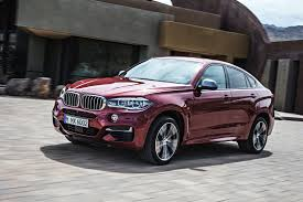 suv bmw 2016 2016 bmw x6 sdrive35i suv red color autocar pictures