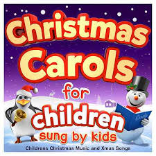 christmas carols for children sung by kids by the countdown
