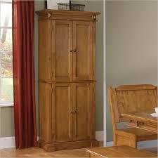 oak kitchen pantry cabinet lovely unfinished pantry cabinets 9 oak kitchen pantry hidden