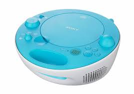 cd player kinderzimmer sony zse5l cek boombox with cd player and fm radio blue