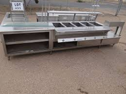 electric table top steam table rené bates auctioneers inc