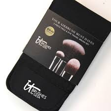 review it cosmetics brushes for ulta your must have airbrush