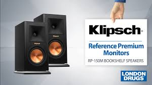 klipsch reference home theater system klipsch reference premier 150 monitors big in a small cabinet