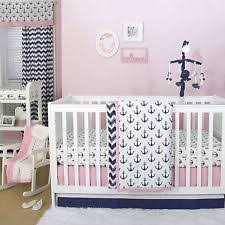 Nautical Baby Crib Bedding Sets Nautical Crib Bedding Ebay