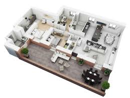 2 Bedroom Condo Floor Plans Stylish Homes With Slanted Ceilings Homes Design Ideas On 800x618