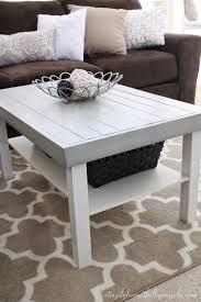 simply beautiful by angela ikea lack coffee table hack
