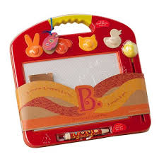 b toulouse lap trec magnetic sketch pad b toys uk