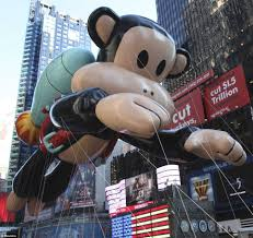 what day did thanksgiving fall on in 2011 it u0027s off to a flying start macy u0027s thanksgiving day parade