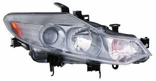 nissan murano xenon headlight nissan