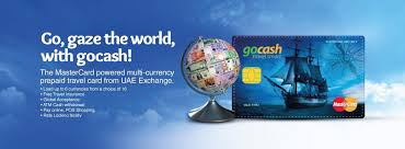 online prepaid card prepaid travel card multi currency foreign card gocashcards