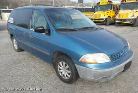 2001 ford windstar van item db2983 sold march 7 governm