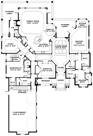 colonial plans pbw198 lvl1 li bl lg gif house plan french colonial plans and home