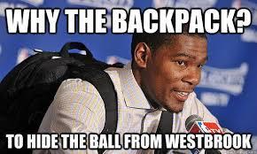 Nba Draft Memes - kevin durant memes kevin durant meme backpack funny meme s