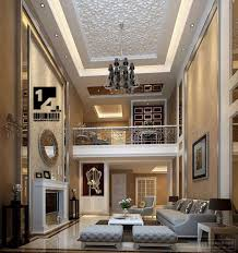 awesome living room with high ceilings decorating ideas 82 on