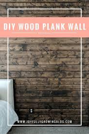 best 25 wood plank walls ideas on pinterest plank walls wood
