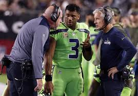 seahawks qb wilson has jaw realigned after hit the columbian