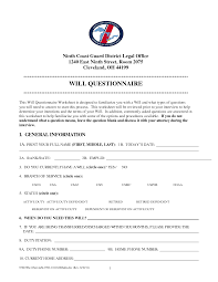 doc 400518 sample last will and testament form u2013 last will and