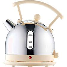Toaster And Kettle Dualit Dome Kettle And 4 Slot Toaster Bundle Cream Homeware