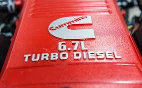 Dodge Ram Cummins 1500 - 2 millionth dodge ram cummins diesel engine emblem detail the block