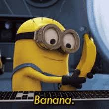 Minions Banana Meme - minions banana meme gifs tenor