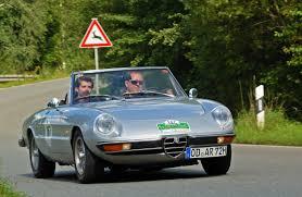 classic alfa romeo file saxony classic rallye 2010 alfa romeo spider 1973 aka jpg