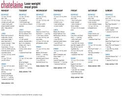 healthy eating planner template 7 best images of diet for weight loss chart diet charts fast diet meal plans to lose weight