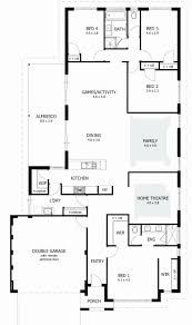 house plans with attached apartment housens with garage underneath two story in back apartment