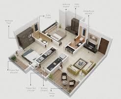 Small Condo Floor Plans Thoughtskoto 50 3d Floor Plans Lay Out Designs For 2 Bedroom