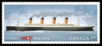 the sinking of the titanic 1912 titanic 1912 2012 canada postage st centennial of the sinking