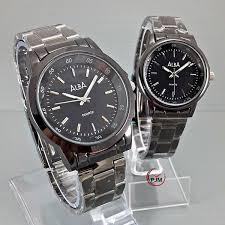 Foto Jam Tangan Merk Alba jam tangan alba rantai number black dunianet