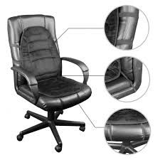 Desk Chair Seat Cushion by Glamorous Heated Chair Cushion For Office 93 For Leather Office
