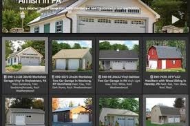 Building A Two Car Garage Get Free 2 3 And 4 Car Garage Design Ideas Sheds Unlimited