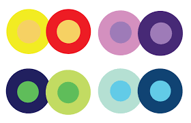 2 color combination color theory 101 how to choose the right colors for your designs