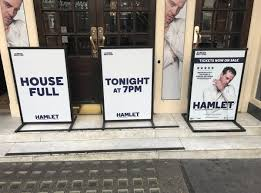 hamlet at the harold pinter wandering mirages