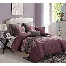 Tradewinds 7 Piece Comforter Set Vcny Grace 7 Piece Comforter Set Bed Bath U0026 Beyond