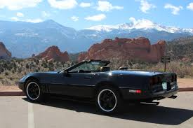 c4 corvette convertible for sale 1989 chevy corvette convertible black on back c4 lots of upgrades