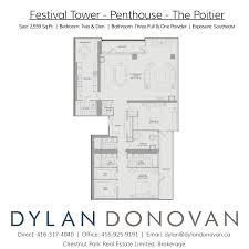 office tower floor plan festival tower floor plan penthouse 04