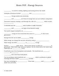 energy worksheets 6th grade forms of energy worksheets 6th grade