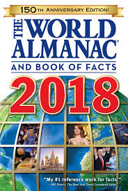 jeff janssen books the world almanac and book of facts 2018 by janssen paperback